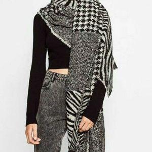 Blanket Scarf Wrap